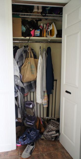 Hall Closet Zen Ocean Front Shack