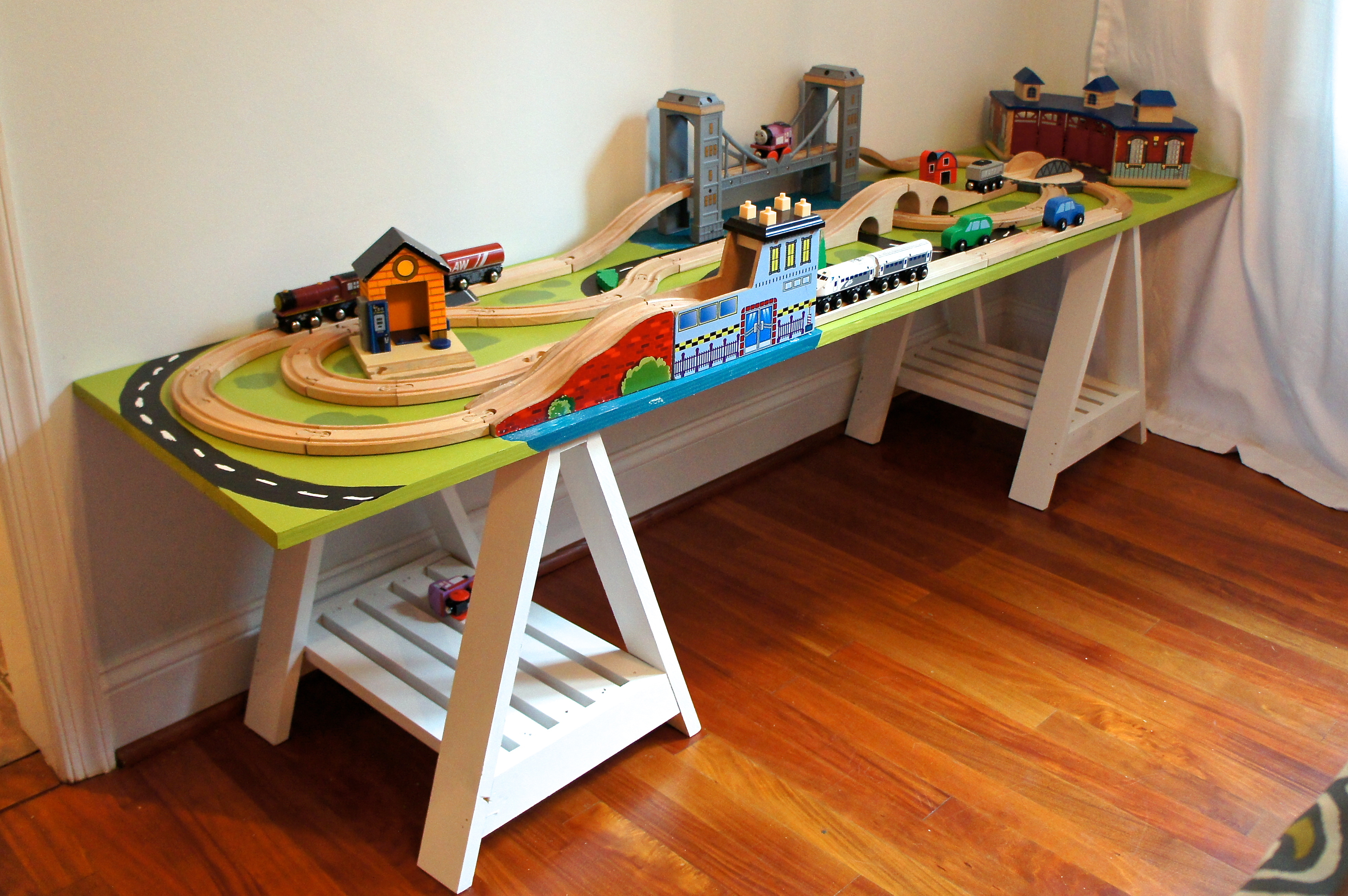 plans for wood toy trains | Quick Woodworking Projects