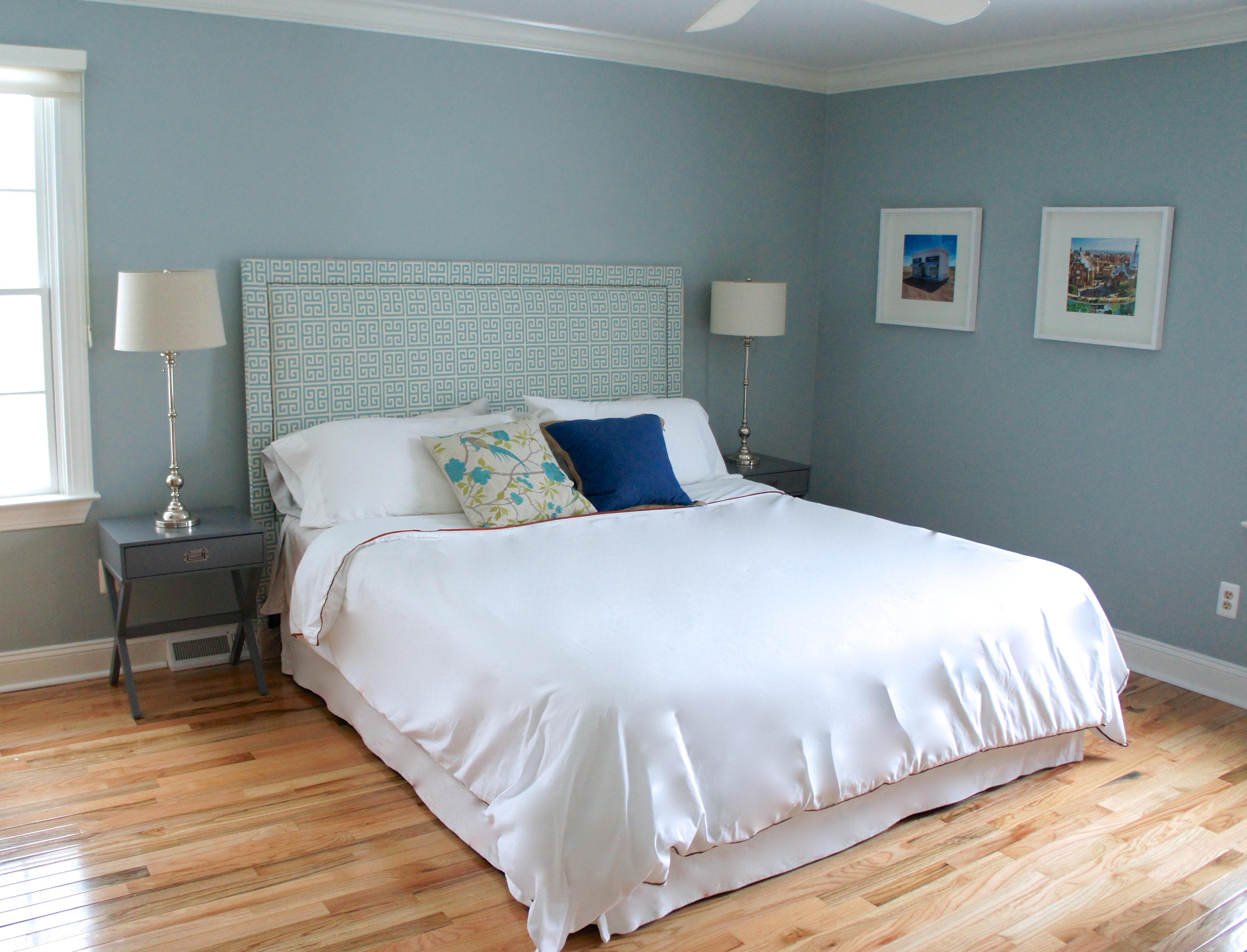 Master Bedroom Reveal Benjamin Moore Beach Gl