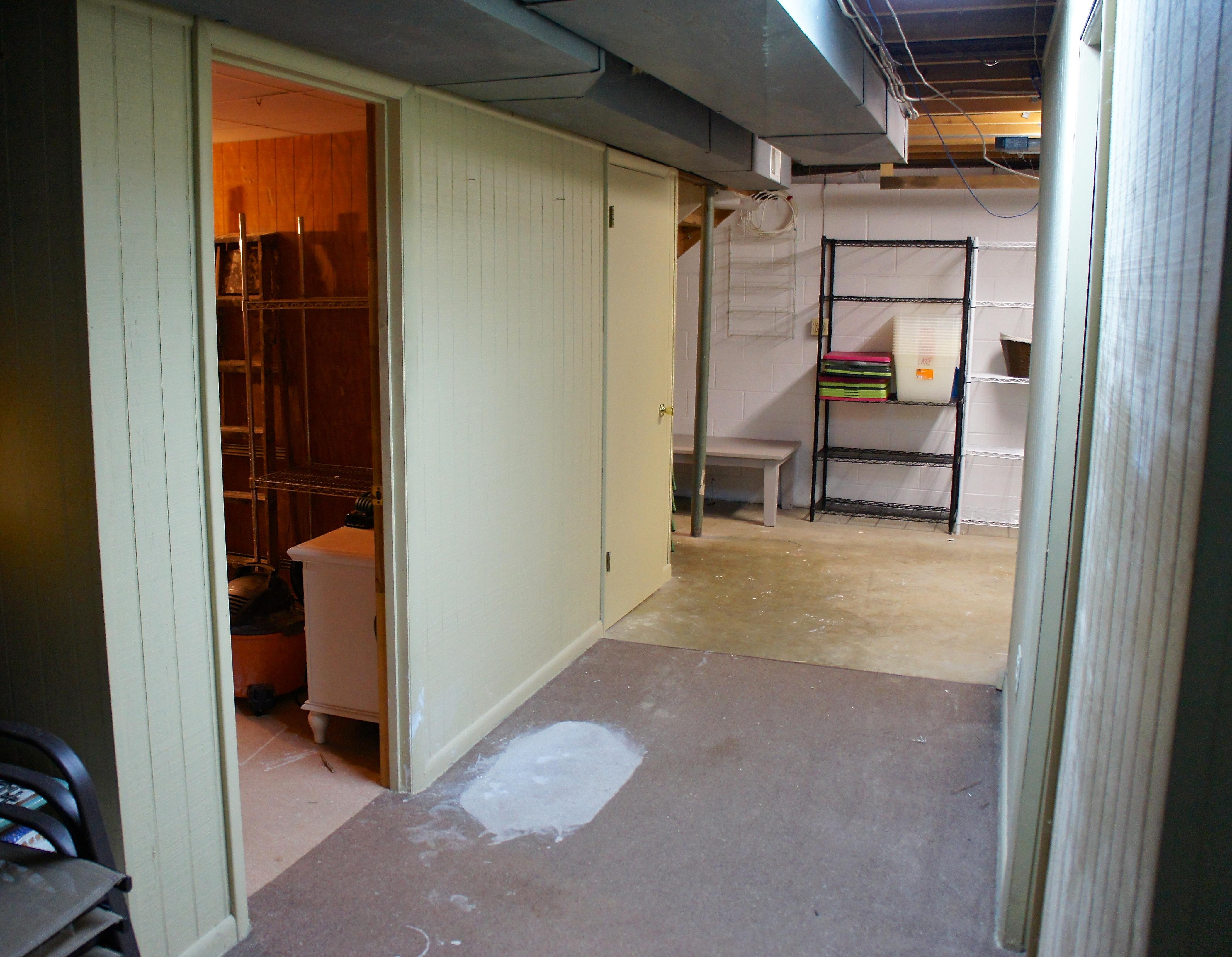 creepy basement bedroom. SONY DSC Basement Overhaul