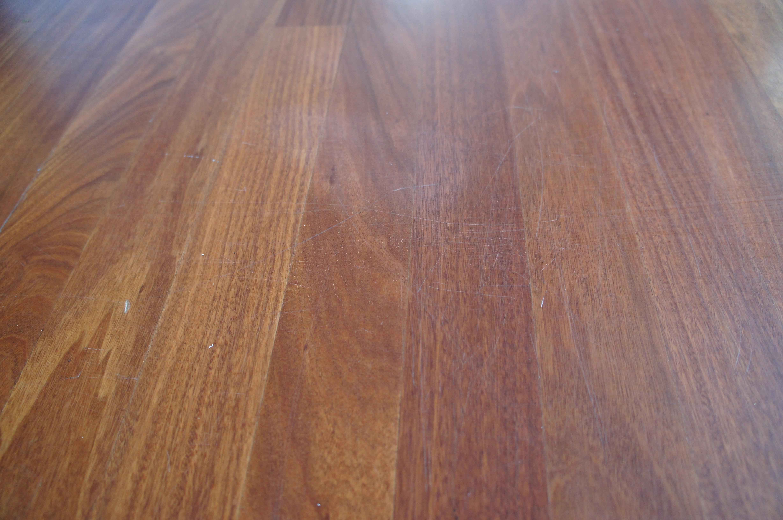Floor Freshening